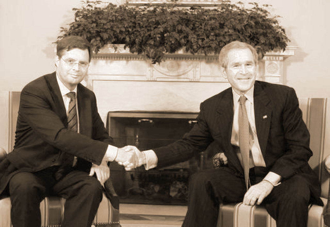 President Bush:  Meeting with the Prime Minister of the Netherlands